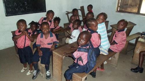 K-3 children