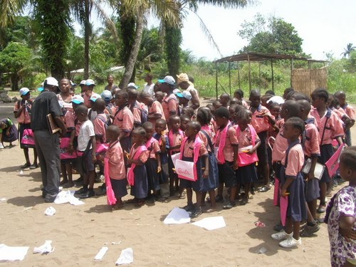 Students receiving more gifts